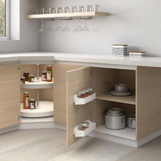 Artigos para Mobiliário de Cozinha