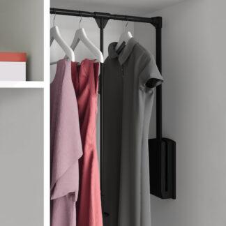 Organização interior de roupeiros e closets
